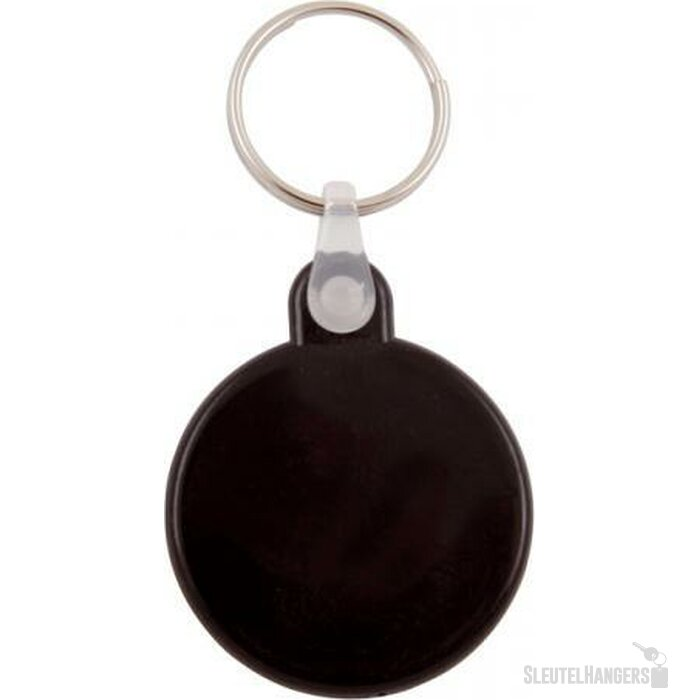 Sleutelhanger Valladolid zwart