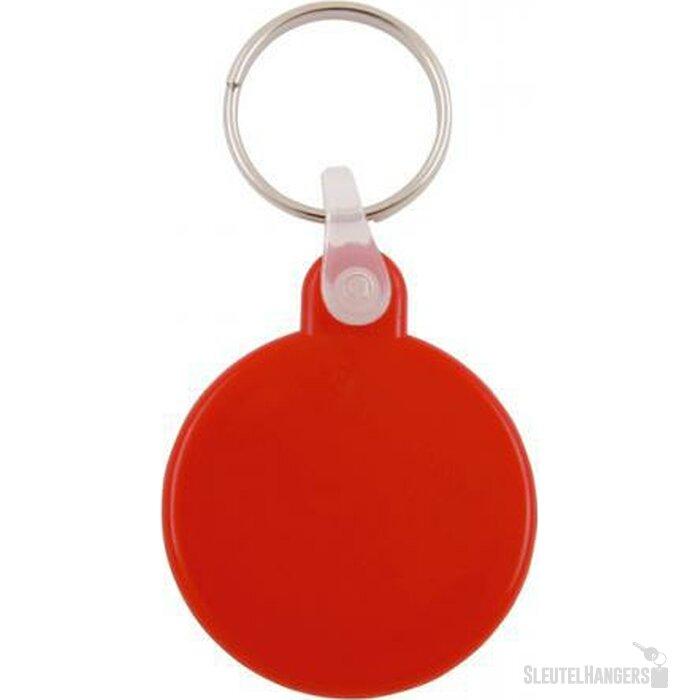 Sleutelhanger Valladolid rood