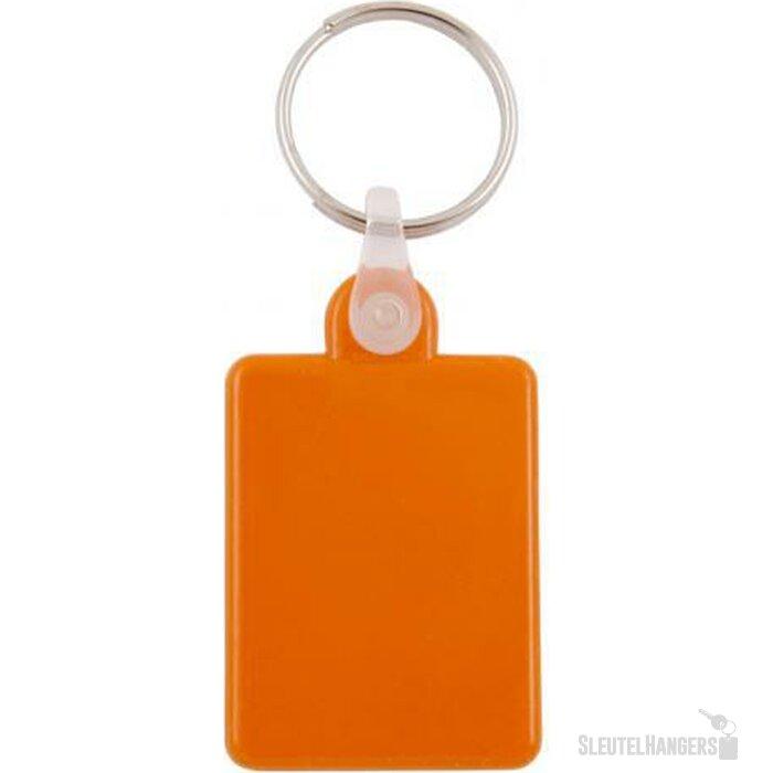 Sleutelhanger Villablanca oranje