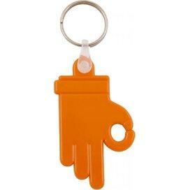 Sleutelhanger Zamora oranje