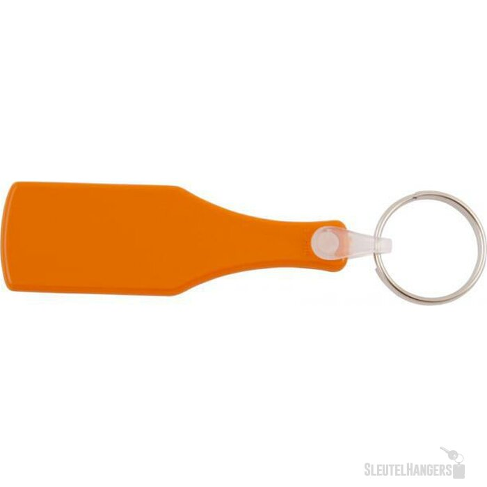 Sleutelhanger Antwerpen oranje