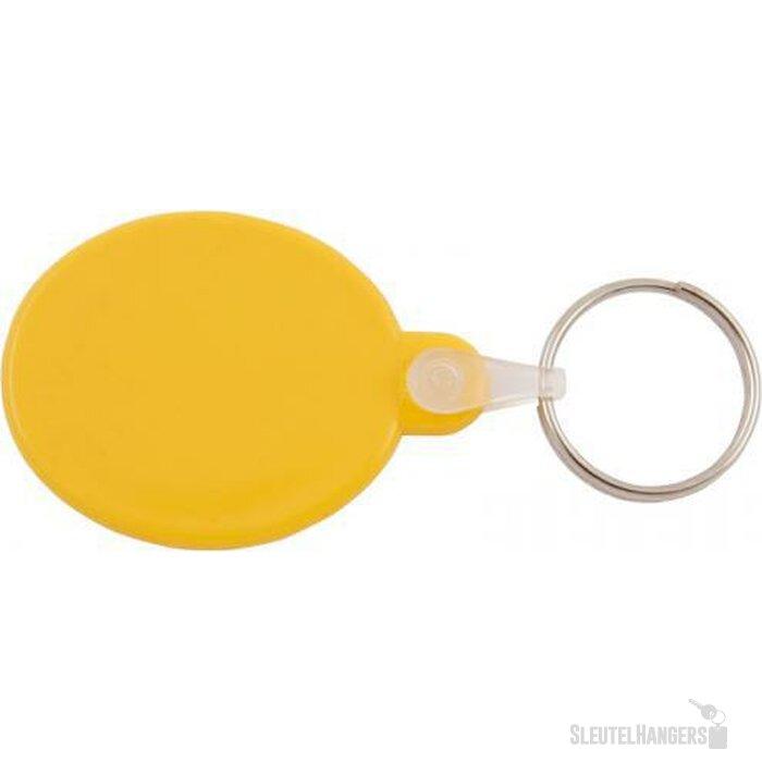 Sleutelhanger Turnhout geel