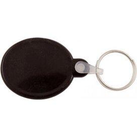 Sleutelhanger Turnhout zwart
