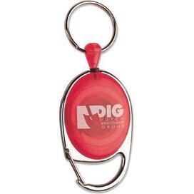 Badgehouder Albacete rood