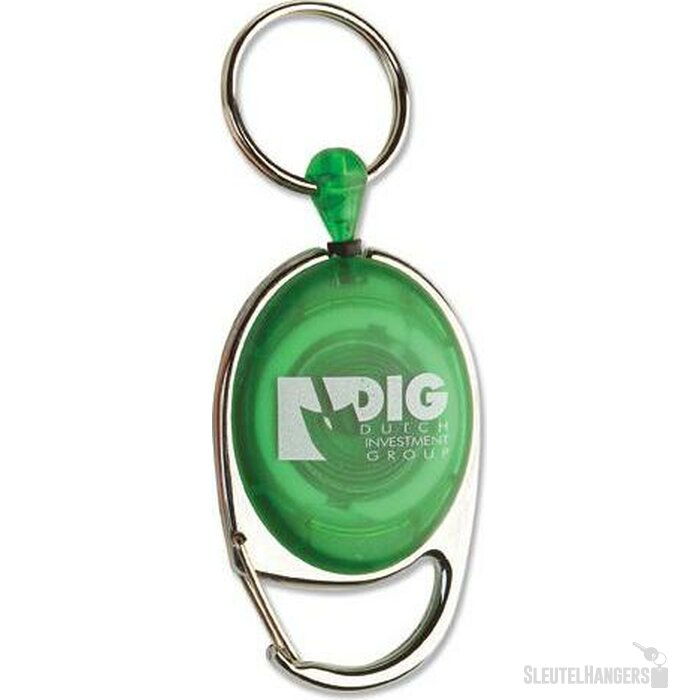 Badgehouder Albacete groen