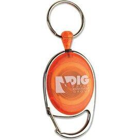 Badgehouder Albacete oranje