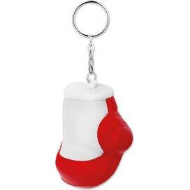 Sleutelhanger Boxer rood