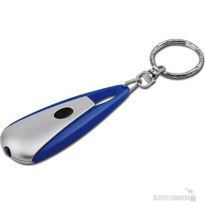 Sleutelhanger Desmond blauw