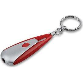 Sleutelhanger Desmond rood
