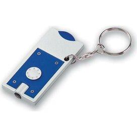 Sleutelhanger Mate blauw