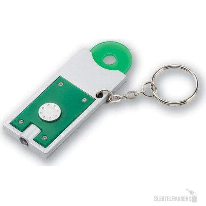 Sleutelhanger Mate groen