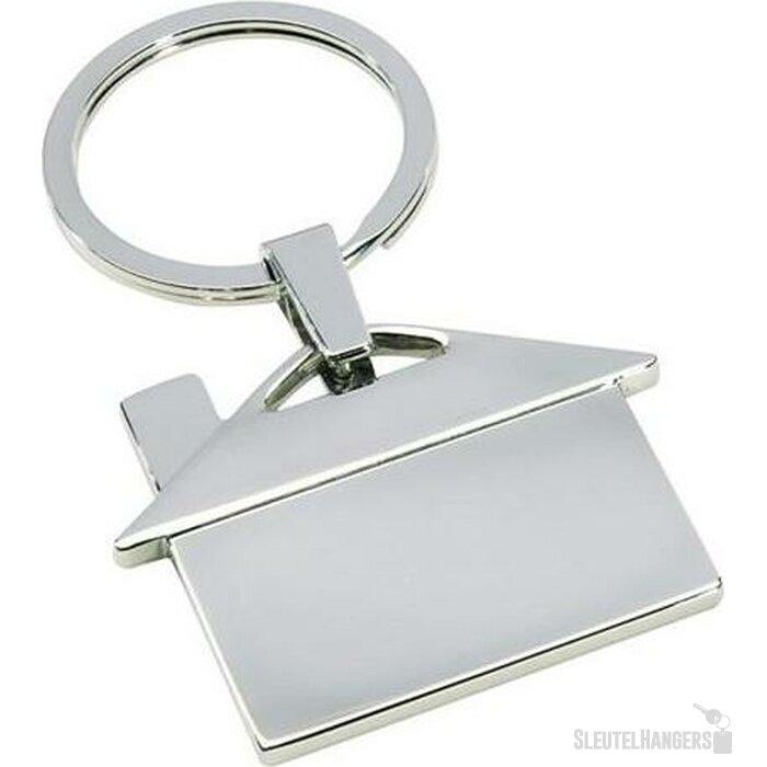 Sleutelhanger Brighouse zilver