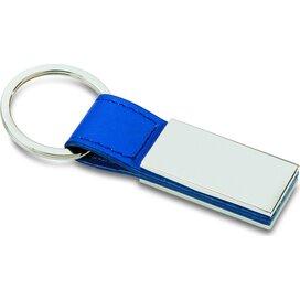Klassieke sleutelhanger Rectanglo Blauw