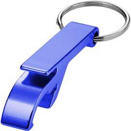 Tao sleutelhanger met fles en blikopener blauw