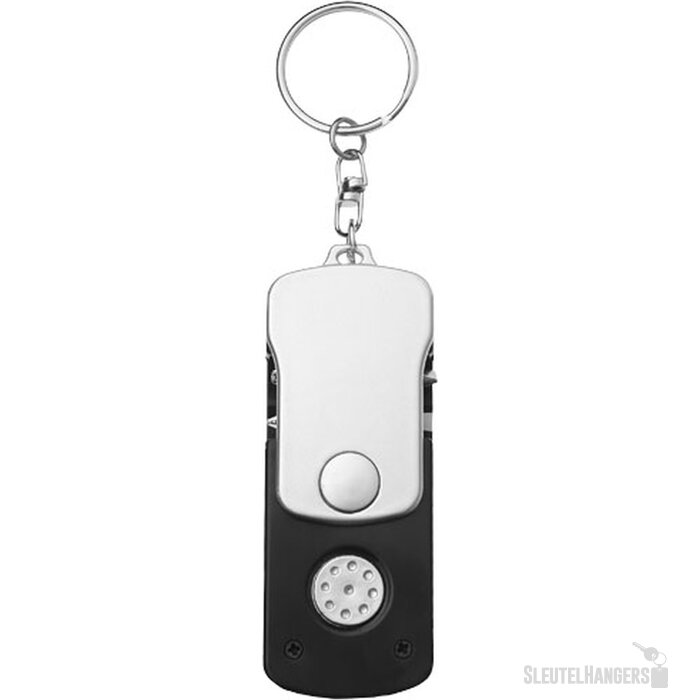 Maxx gereedschap sleutelhanger Zilver