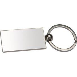Sleutelhanger Salzburg zilver grijs