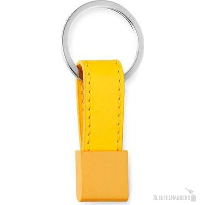 Sleutelhanger Buenos Aires geel