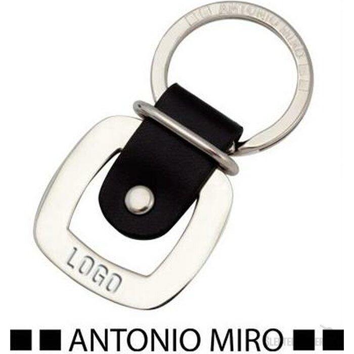 Sleutelhanger Amando zwart