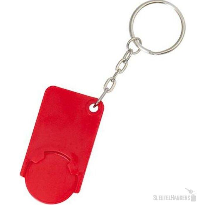 Sleutehanger Balou rood