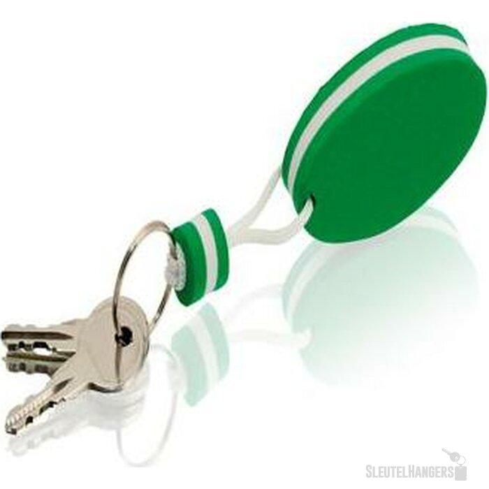 Sleutelhanger Soke groen