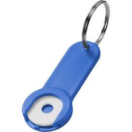 Shoppy munthouder met sleutelring