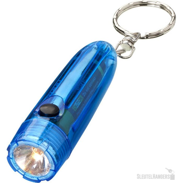 Bullet sleutelhangerlampje