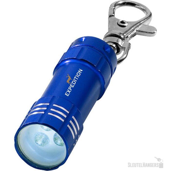Astro sleutelhangerlampje blauw