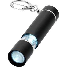 Lepus sleutelhangerlampje Zwart