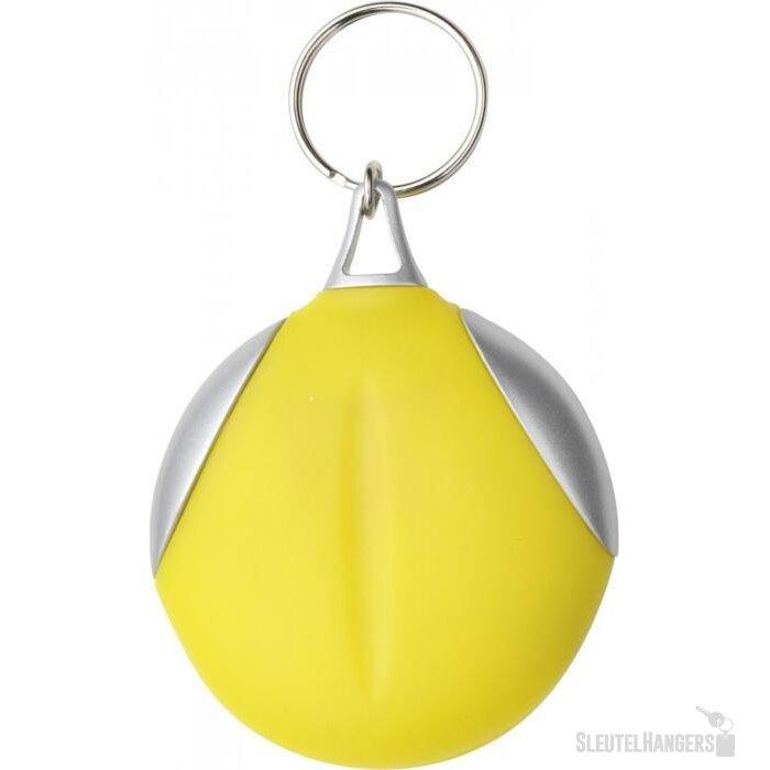Sleutelhanger Danika geel
