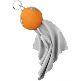Sleutelhanger Danika oranje