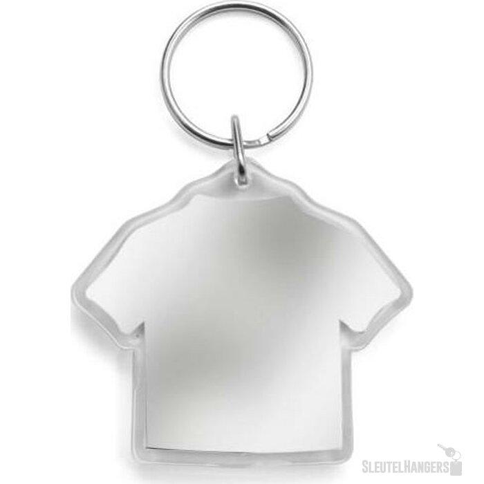 Sleutelhanger Geronimo t-shirt vorm