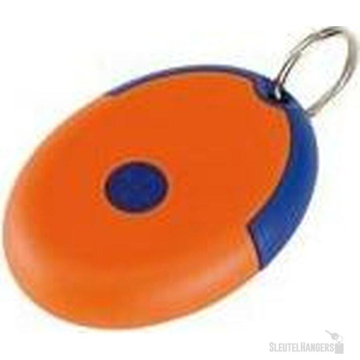 Sleutelhanger Flirt Oranje/Blauw