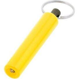 Sleutelhanger Bliksem geel