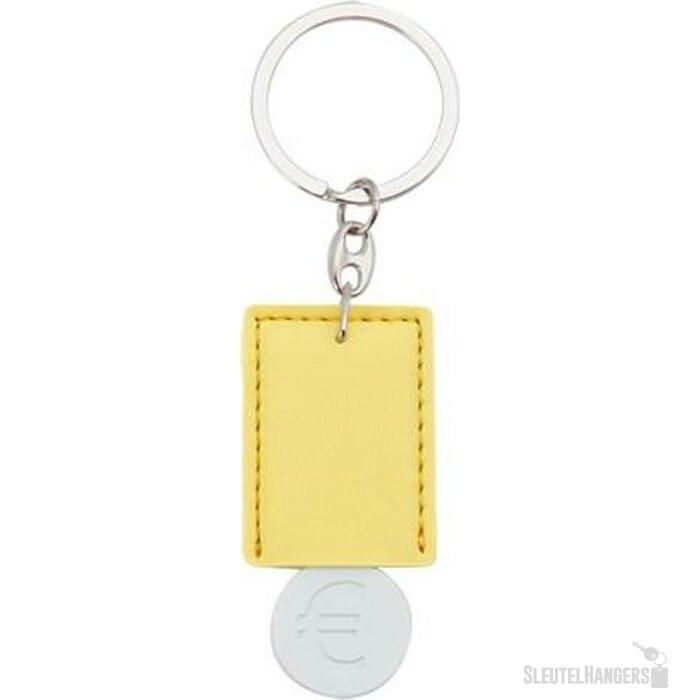 Sleutelhanger Buddy geel