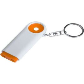 Sleutelhanger Buster oranje