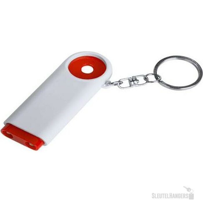 Sleutelhanger Buster rood