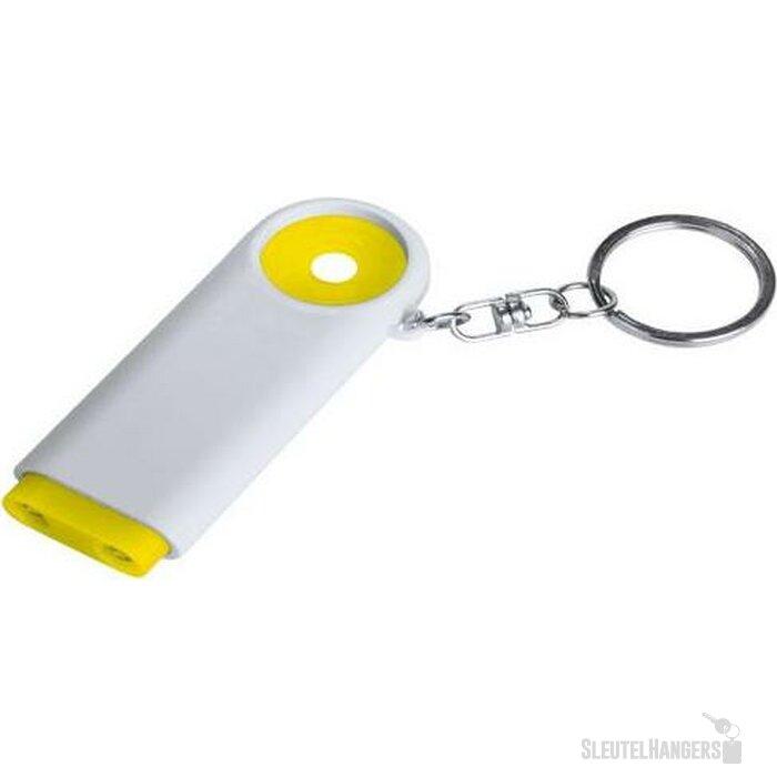 Sleutelhanger Buster geel