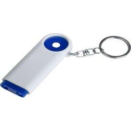 Sleutelhanger Buster blauw