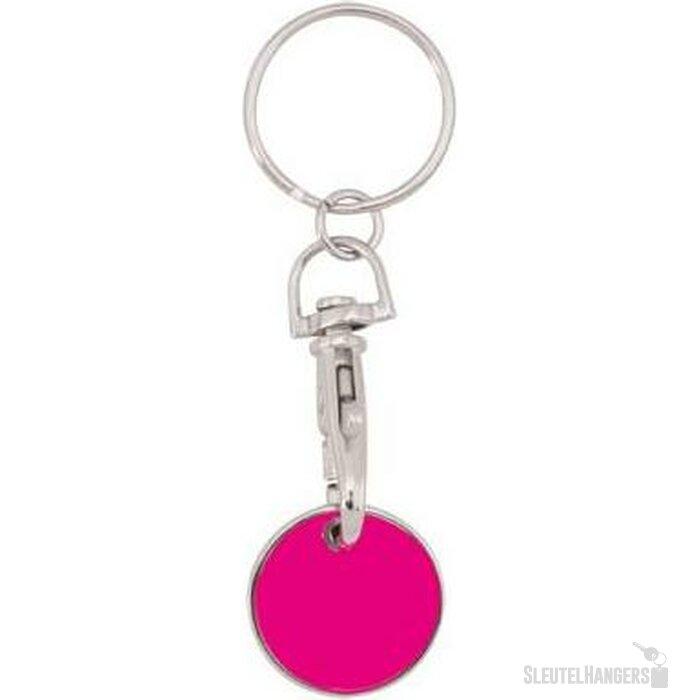 Sleutelhanger Casey roze