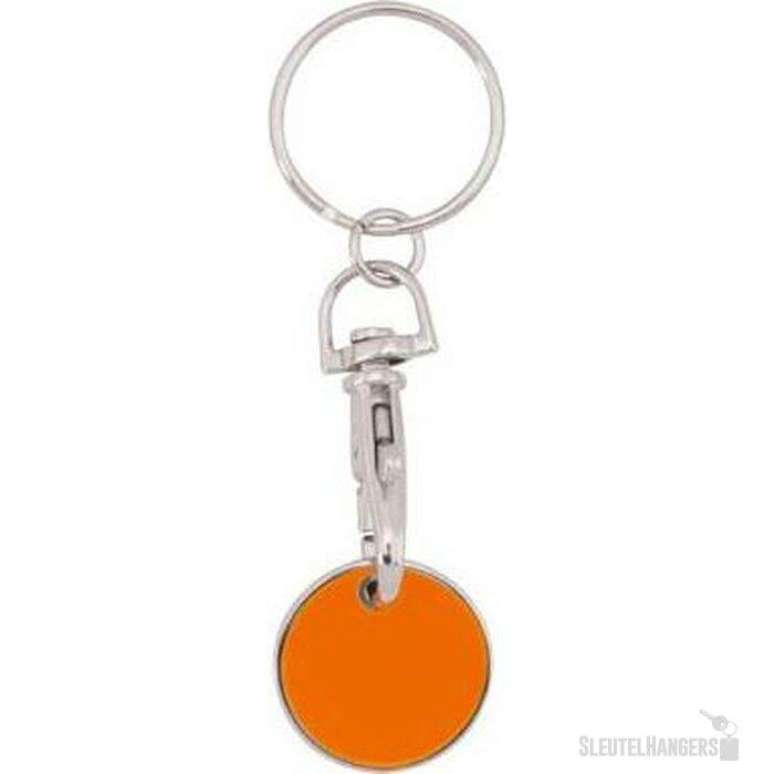 Sleutelhanger Casey oranje