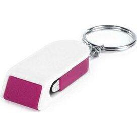 Sleutelhanger Dylan roze
