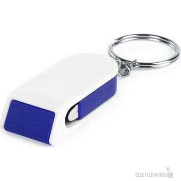 Sleutelhanger Dylan blauw