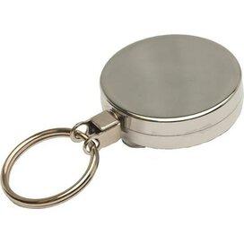 Jojo 43 met sleutelring & Metalen draad zilver