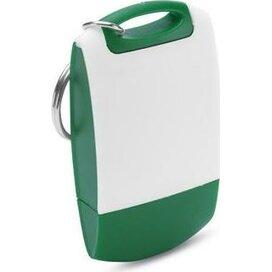 Sleutelhanger Easy groen