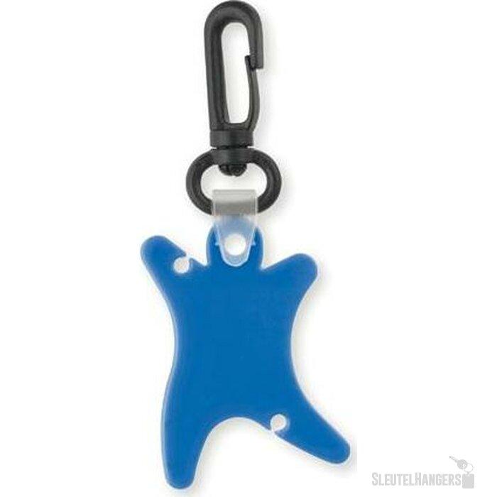 Sleutelhanger Eppo blauw