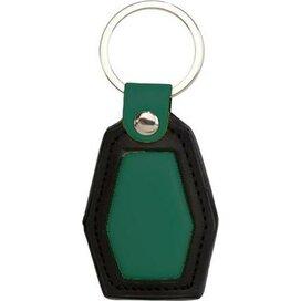 Sleutelhanger Kajak groen
