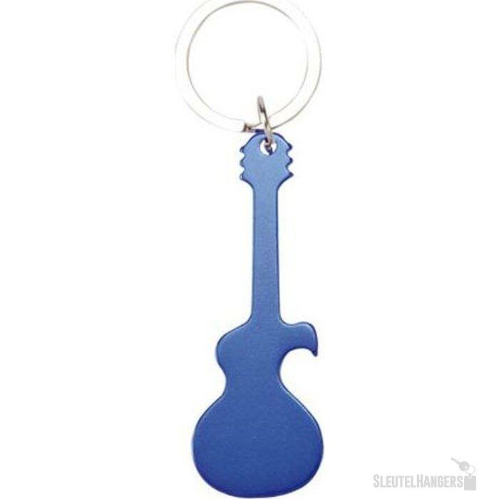 Sleutelhanger Lucca blauw