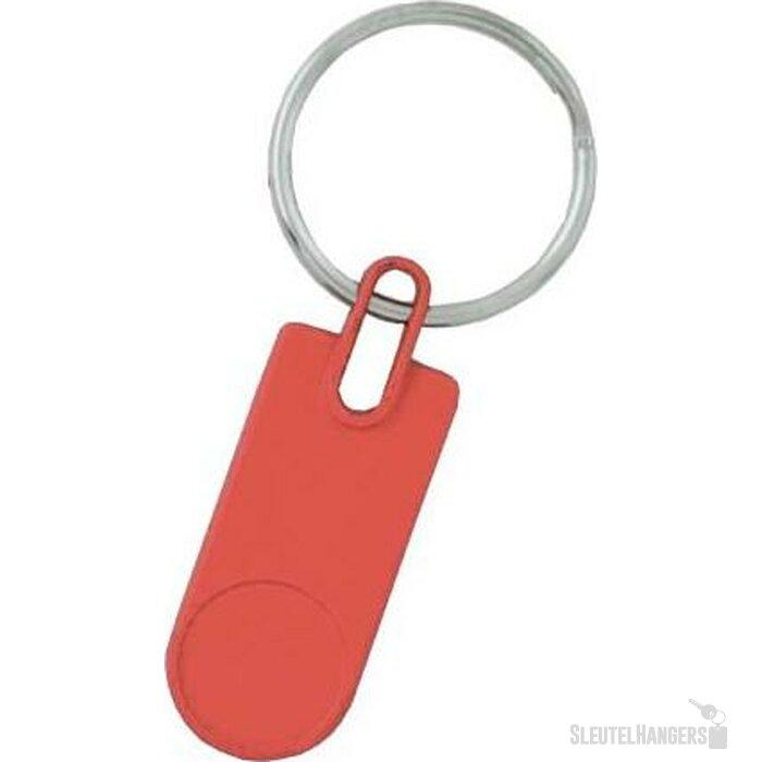 Sleutelhanger Lupo rood