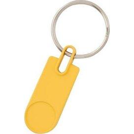 Sleutelhanger Lupo geel