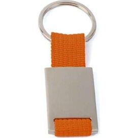 Sleutelhanger Macho oranje